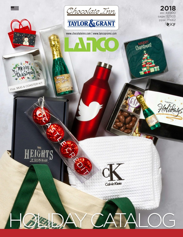 Chocolate Inn / Lanco Holiday Catalog